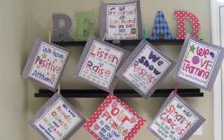 Classroom Promise – Creating a Welcoming Classroom Climate
