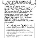 Constitution Day Activities!