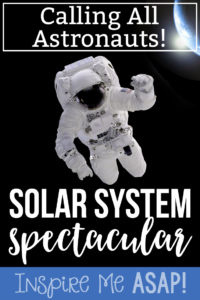 Calling all astronauts! Looking for engaging and innovative ways to teach about the solar system? This blog post highlights different hands-on activities for you to use in your primary classroom .