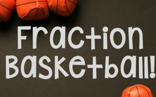 Fractions- Basketball Style!