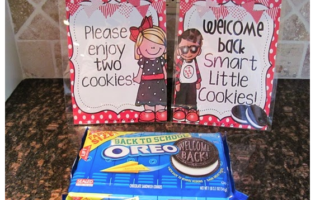Smart Little Cookies Printable