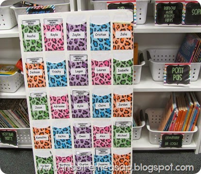 classroom library check out system