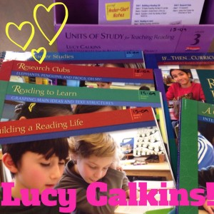 Very excited to start piloting this program when I return from winter break! Who last is a Lucy Calkins fan?!? #readingworkshop #teachersfollowteachers #teacherbloggers #igteachers #iteachthird #teachers