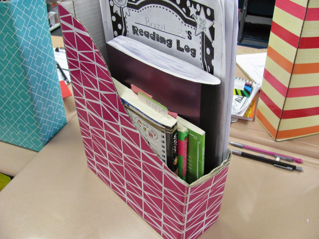 books nooks for reading workshop