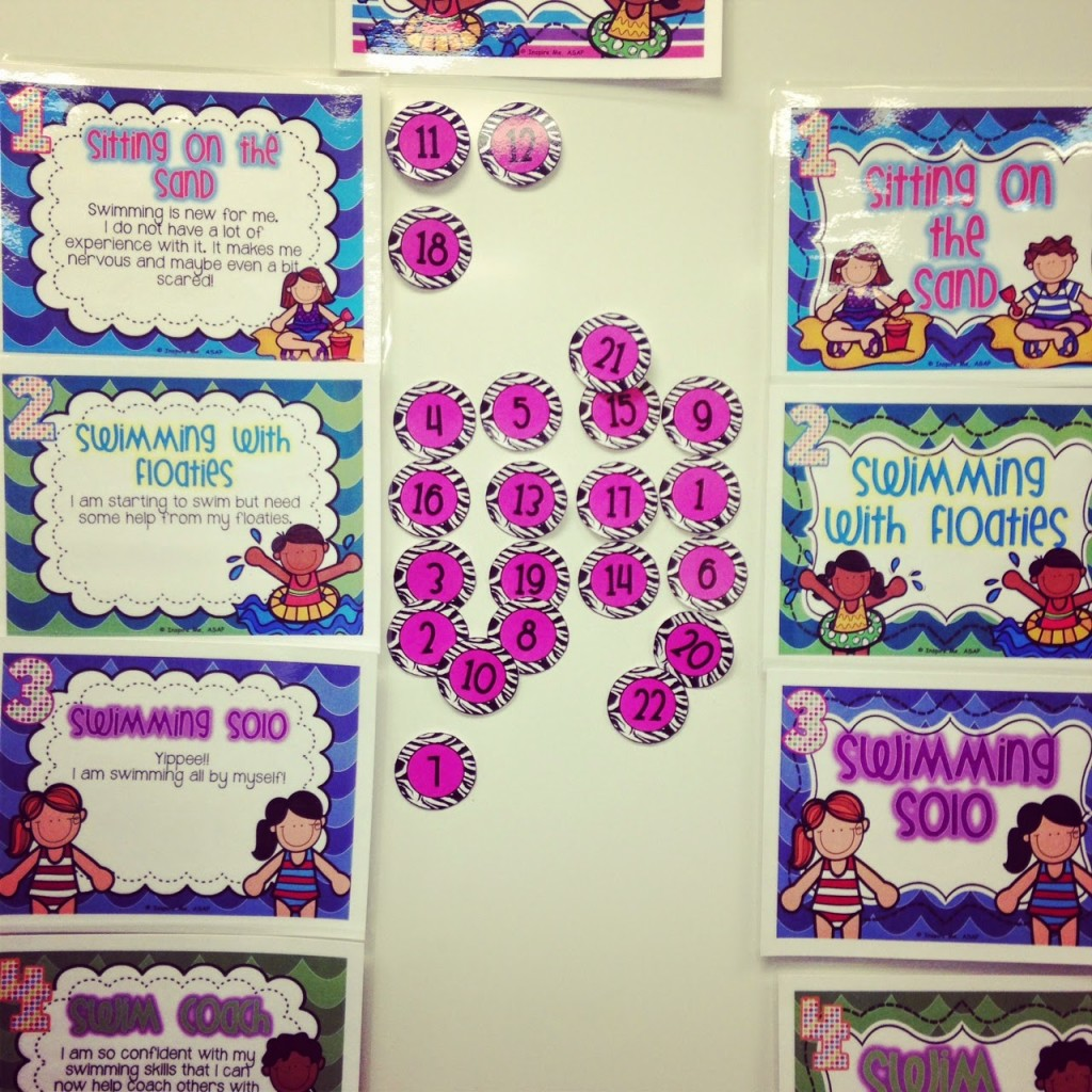 formative assessment bulletin board