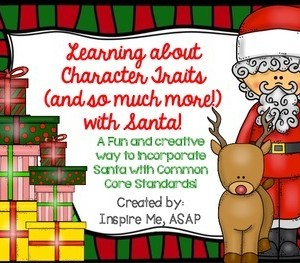 Character Traits Santa