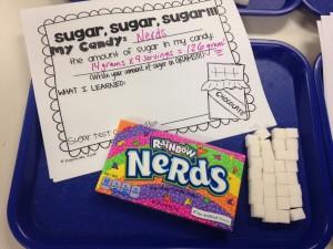 sugar experiment