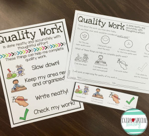 quality work