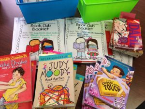This blog post helps teachers match book club books to readers, so they can successfully implement book clubs into their classroom.
