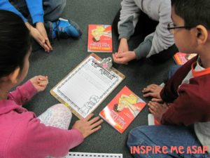 This blog post gives specific strategies for how teachers can hold their students accountable in their book clubs.