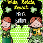 write rotate repeat march