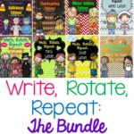 Write, rotate, repeat bundle