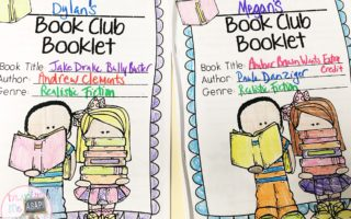 Using Assessments in Book Clubs