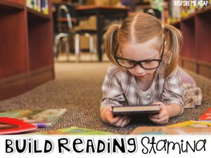 Looking to implement reading workshop in your primary classroom? This blog post explains 5 different procedural mini-lessons that must be taught to get reading workshop up and running in your primary classroom. By Inspire Me ASAP